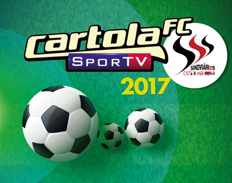 """CARTOLA: Vencedor do mês de JUNHO na Liga """"Sócio do Sindviários"""""""