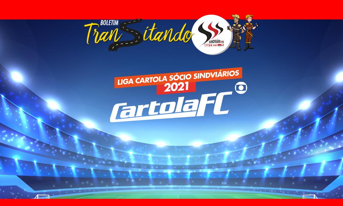 Liga Cartola SINDVIÁRIOS 2021